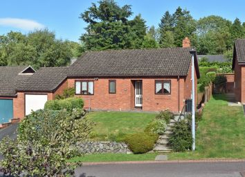 Thumbnail 2 bed semi-detached bungalow for sale in Cefnllys Lane, Llandrindod Wells