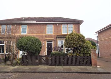 Thumbnail 3 bed semi-detached house for sale in Linskill Street, North Shields