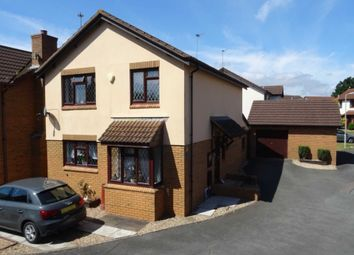 4 bed detached house for sale in Hereford Close, Exmouth EX8