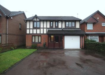 Thumbnail 5 bed detached house for sale in Buttercup Drive, Marland, Rochdale