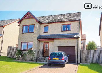 Thumbnail 5 bed detached house for sale in Coronation Avenue, Scone, Perthshire