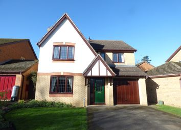 Thumbnail 4 bedroom detached house for sale in Sutton Road, Oundle, Peterborough