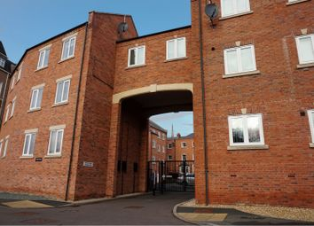 Thumbnail 2 bed flat for sale in Williams Way, Shrewsbury