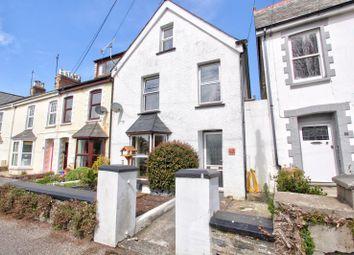 Egloshayle Road, Wadebridge PL27. 4 bed terraced house for sale