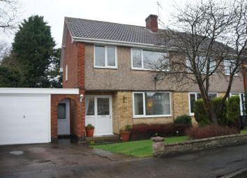 Thumbnail 4 bed property for sale in Olympic Close, Glenfield, Leicester