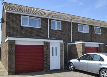 Thumbnail 3 bed end terrace house for sale in Recreation Close, Felixstowe