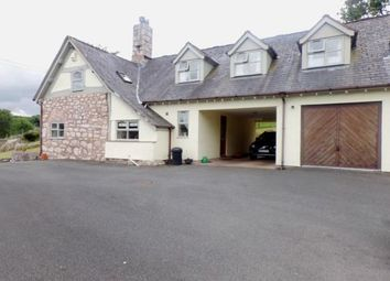 Thumbnail 4 bed detached house for sale in Corwen Road, Ruthin, Na, Denbighshire