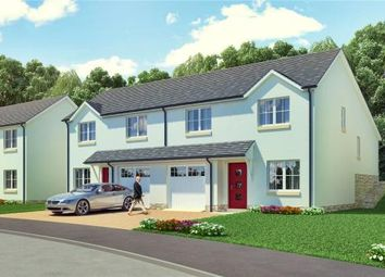 Thumbnail 3 bed semi-detached house for sale in The Callum, Plot 73, Hayfield Brae, Methven, Perth