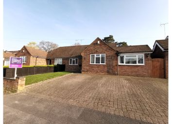 Thumbnail 5 bed semi-detached house for sale in Belmont Road, Crowthorne