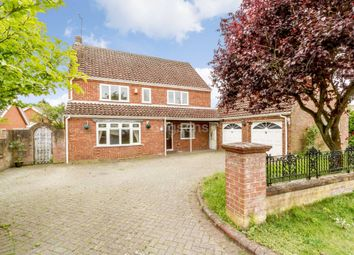Thumbnail 4 bed detached house to rent in Dove House Row, Norwich Road, Swaffham