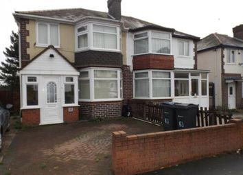 Thumbnail 3 bed semi-detached house for sale in Chipperfield Road, Birmingham, West Midlands