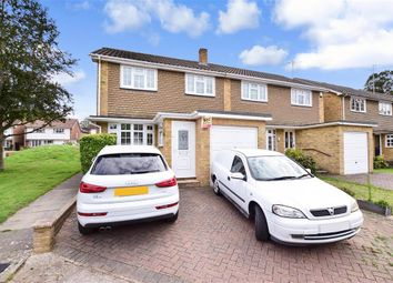 Thumbnail 3 bed semi-detached house for sale in Stanmore Court, Canterbury, Kent