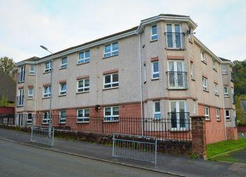 Thumbnail 2 bed flat for sale in 4 Colquhoun Road, Milton, Dumbarton, West Dunbartonshire
