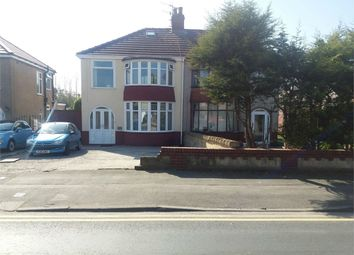 3 bed semi-detached house for sale in Lancaster Road, Morecambe, Lancashire LA4