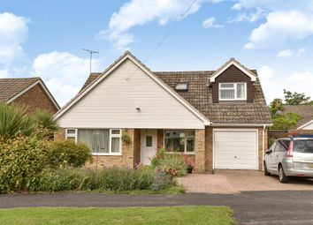 Thumbnail 4 bed detached bungalow for sale in Meadow Way, Camberley