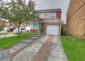 3 bed detached house for sale in Stapleford Close, Denton Burn, Newcastle Upon Tyne NE5