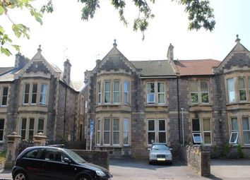 Thumbnail 2 bed flat to rent in Clarence Road South, Weston-Super-Mare, North Somerset