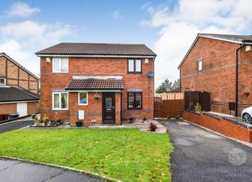 Thumbnail 2 bed semi-detached house for sale in Grisedale Avenue, Blackburn