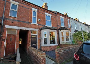 Thumbnail 3 bed terraced house for sale in Hampstead Road, Mapperley, Nottingham