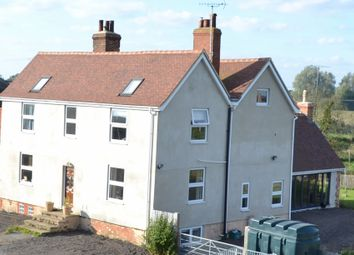 Thumbnail 6 bed farmhouse to rent in Writtle, Chelmsford