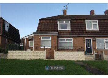 Thumbnail 2 bed end terrace house to rent in Shelley Crescent, Barry