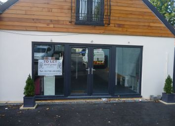 Thumbnail Retail premises to let in Station Road, Liss