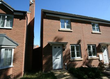 Thumbnail 2 bed property to rent in Cottier Drive, Littleport, Ely