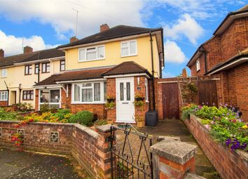 Thumbnail 3 bed end terrace house for sale in Campion Close, Uxbridge