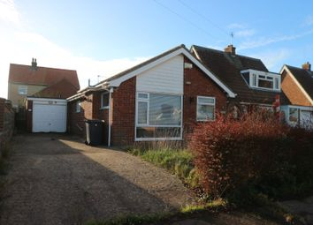 Thumbnail 3 bed detached bungalow for sale in 5 Peartree Avenue, Martham, Norfolk