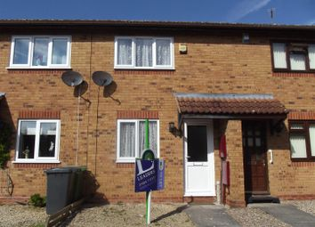 Thumbnail 2 bedroom terraced house to rent in Coppice Way, Droitwich