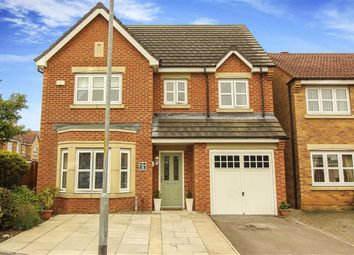 4 bed detached house for sale in The Brambles, New Hartley, Tyne And Wear NE25