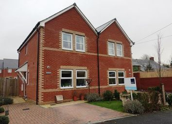 Thumbnail 2 bed semi-detached house for sale in Queens Road, Freshwater