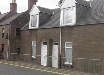Thumbnail 2 bedroom flat to rent in Trinity Road, Brechin