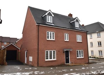 Thumbnail 5 bed detached house for sale in Heatley Way, Oxford