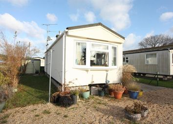 Thumbnail 1 bed mobile/park home for sale in Red House Caravan Site, Hogmoor Road, Whitehill, Bordon