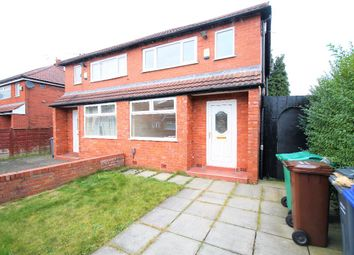 Thumbnail 2 bedroom semi-detached house to rent in Furnival Road, Manchester