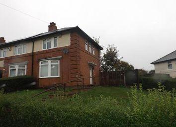 Thumbnail 3 bed end terrace house for sale in Norrington Road, Northfield, Birmingham, West Midlands