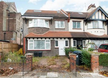 Thumbnail 4 bed end terrace house to rent in Balfour Road, London