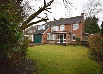 Thumbnail 4 bed detached house for sale in Mavis Avenue, Ravenshead, Nottingham