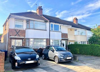 Thumbnail 4 bed end terrace house for sale in Girton Road, Northolt