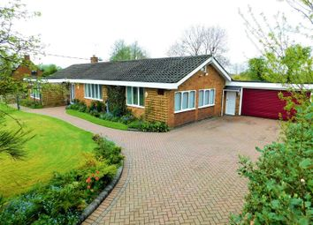 Thumbnail 4 bed detached bungalow for sale in White Cross, Haughton, Stafford.
