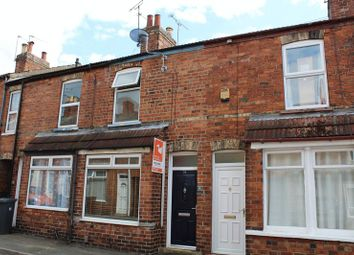 Thumbnail 2 bedroom terraced house to rent in Ellison Street, Lincoln