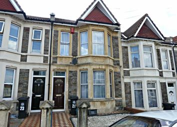 Thumbnail 3 bed terraced house for sale in Conway Road, Brislington, Bristol
