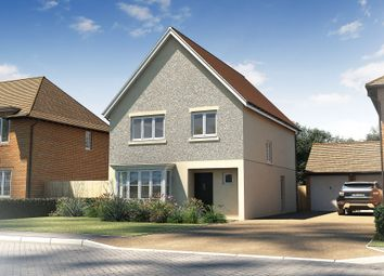 "Thumbnail 4 bedroom detached house for sale in ""The Bredon"" at Barracks Road, Modbury, Ivybridge"