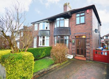 Thumbnail 3 bed semi-detached house for sale in Highfield Avenue, Normacot, Stoke-On-Trent