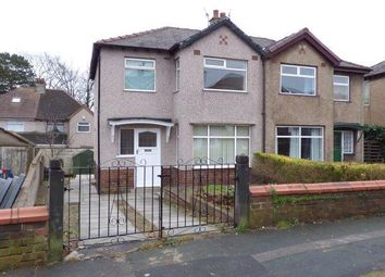 Thumbnail 3 bed semi-detached house for sale in Ashton Drive, Lancaster, Lancashire