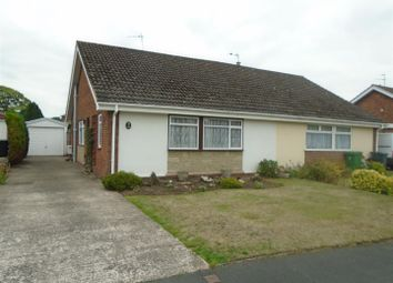 Thumbnail 3 bed bungalow for sale in Cornelia Crescent, Belvidere, Shrewsbury