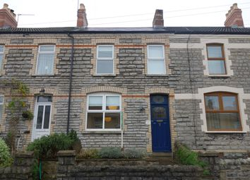 Thumbnail 3 bed terraced house to rent in Queens Road, Penarth