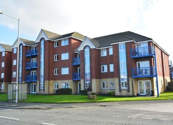 Thumbnail 2 bed flat for sale in Ensign Court, Blackpool