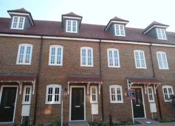 Thumbnail 3 bed terraced house to rent in Ollivers Chase, Goring By Sea, Worthing